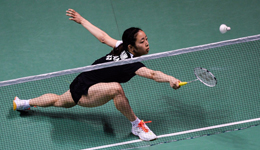 2017加拿大羽毛球公开赛 川上纱惠奈VS吉尔莫女单决赛录像