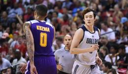 小牛邀请小丁随球队训练 返达拉斯争NBA正式合同
