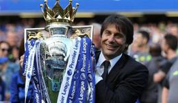切尔西宣布孔蒂涨薪续约2年 创英超单季30胜纪录