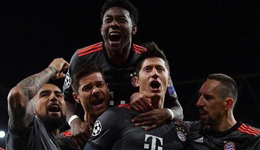 拜仁两套阵容横行全欧洲 皇马见了抖三抖