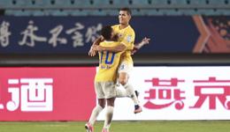 2017中国足协杯第5轮 苏宁2-2申鑫