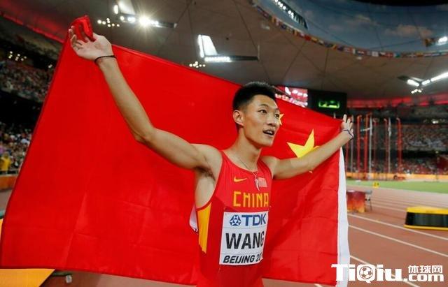 中国田径队世锦赛名单公布 张培萌只出战接力
