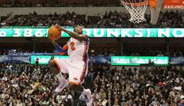 NBA三届扣篮王望重返联盟 内特:不给薪水也行