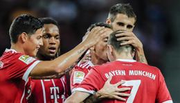 2017国际冠军杯 拜仁3-2切尔西