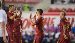 2017国际冠军杯 罗马3-2热刺