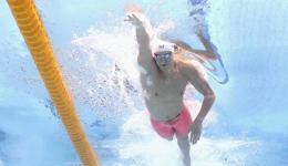 孙杨800米自由泳决赛获第五 傅园慧晋级50米仰泳决赛
