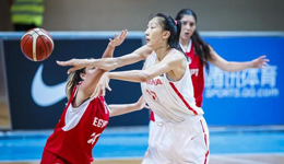 U19世界杯女篮大胜埃及 晋级八强下轮将战加拿大