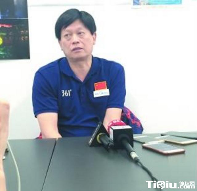 游泳中心新掌门刘大庆 不搞中国标准要搞世界标准