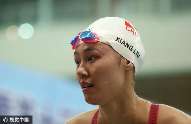 世锦赛50自刘湘并列第六 舍斯特伦夺得冠军