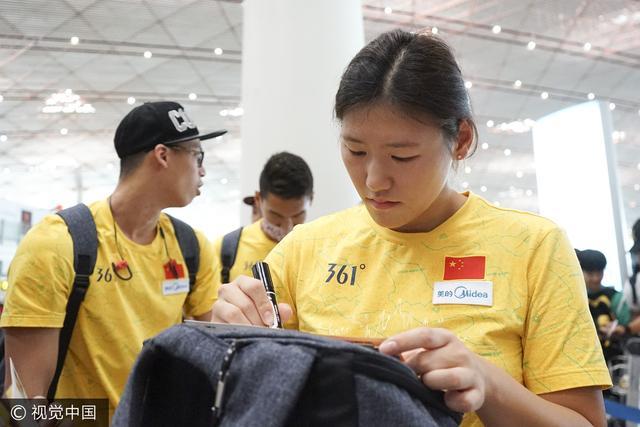 世锦赛中国之最:孙杨最有担当 1人状态成迷
