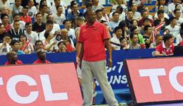 亚洲杯男篮翻船安哥拉 对手主帅:男篮训练不够强