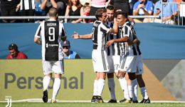 曼朱破门哲科扳平 尤文点球6-5罗马