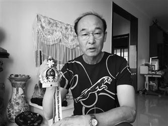 63岁老人坚持运动20年 退休两年参加9场马拉松