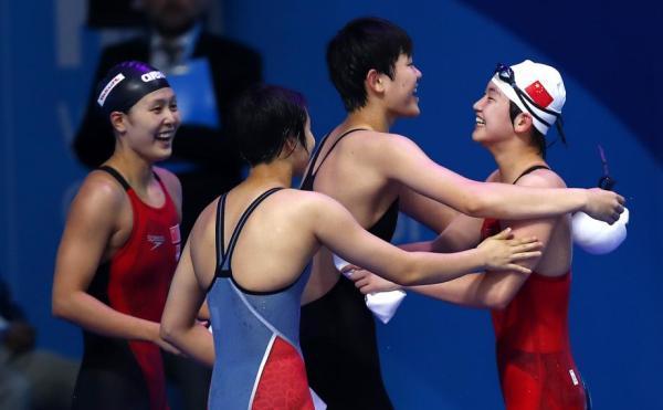 中国泳军是否阳盛阴衰 女将职业生涯为何短暂?