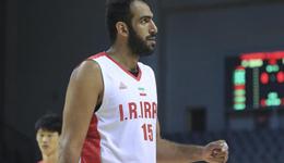 伊朗公布男篮亚洲杯名单 哈达迪卡兹米领衔
