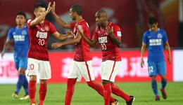 2017足协杯 恒大7-2富力总分9-6逆转晋级