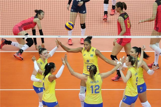巴西队输中国心服口服 盛赞奥运冠军实至名归