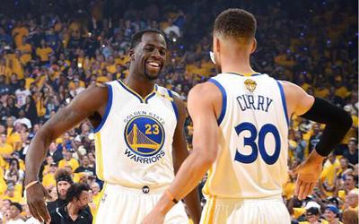 NBA最前线总决赛赛前专访 张指导专访勇士格林