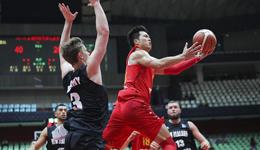 四国赛男篮红队大胜新西兰 两人20+红队拿下首胜