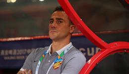 2017足协杯 上港4-0总分4-3权健进足协杯4强