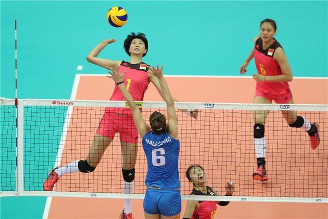 中国女排暴露五大问题非坏事 新奥运周期刚起航
