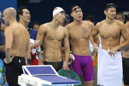 全运会三省组游泳最强接力 宁泽涛或领衔参赛