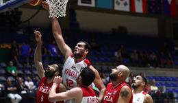 亚洲杯约旦险胜叙利亚 阿拉比25+7难救主