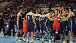 2017世界男排联赛预赛 中国男排3-1横扫哈萨克斯坦
