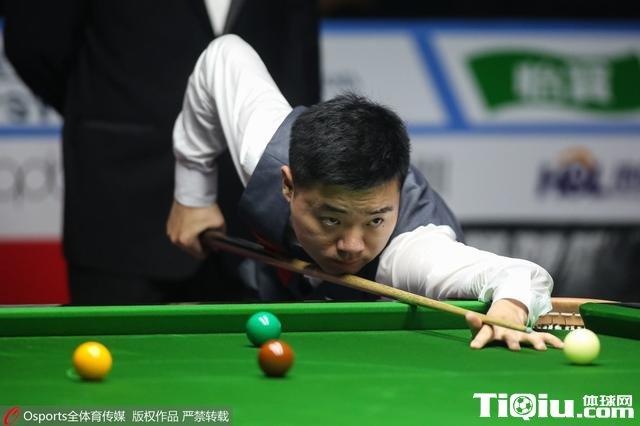 2017年斯诺克中国锦标赛赛程表