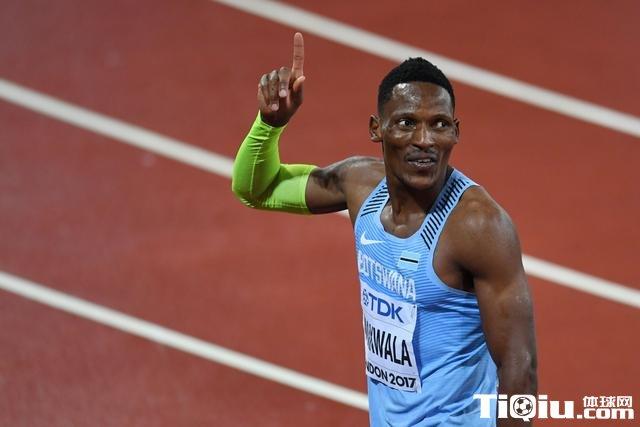 博茨瓦纳选手马卡瓦拉