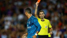 西足协宣布C罗被禁赛5场 将无缘西超杯次回合