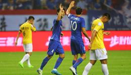 2017赛季中国足协杯 申花1-0申鑫占先机