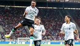 2017欧冠附加赛 利物浦2-1霍芬海姆
