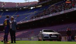暴力鸟仅获两千球迷现场欢迎 转会费巴萨历史第4