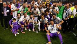 皇马连续4年欧足联俱乐部排第1 2017欧足联俱乐部排名