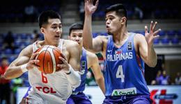 FIBA评亚洲杯十瞬间 菲律宾复仇中国