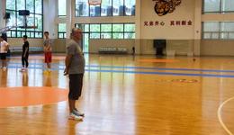 尤纳斯带队广东备战全运 阿联时隔5个月归队合练