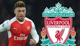 利物浦官方宣布签约张伯伦 转会费4000万镑签5年