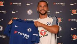 切尔西宣布蓝狐大将加盟 转会费3000万镑