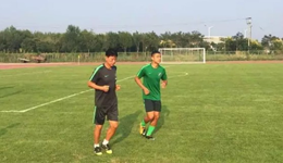 浙江代表团征调获不莱梅放行 张玉宁已参加训练