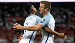 戴尔建功拉什福德1传1射 世预赛英格兰2-1逆转