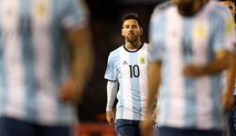 梅西哑火阿根廷主场1-1垫底队 世预赛阿根廷继续排第5
