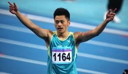谢震业200米破全国纪录摘金 谢震业成男子短跑双冠王