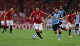 亚冠1/4决赛次回合 浦和4-1十人川崎5-4晋级