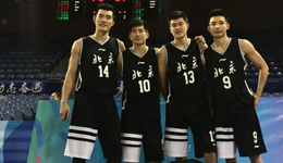 CBA状元率北京队夺学运会金牌 郭凯称大学生涯圆满