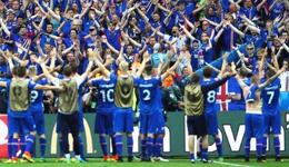 冰岛首进世界杯创造历史 30万人口的冰岛进军世界杯