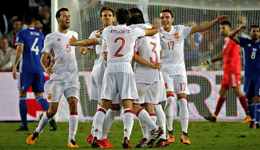 世预赛皇马旧将建功 西班牙1-0以色列不败晋级