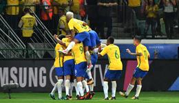 世预赛暴力鸟破门热苏斯2球 巴西3-0送智利出局