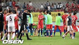 韩媒称竟然落后恐韩的中国 亚洲足球盟主自尊破灭