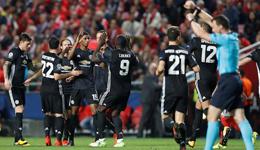 欧冠拉什福德任意球破门 曼联客场1-0胜本菲卡